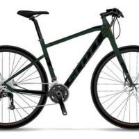 SCOTT SUBCROSS J1 British Dark Green