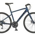 SCOTT SUBCROSS J2 mystic dark blue matt